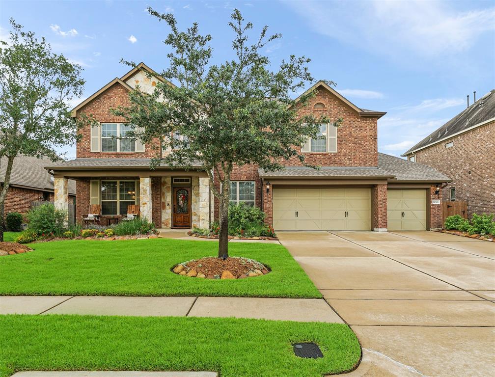 12826 Arlington Meadows Lane, Tomball, TX 77377