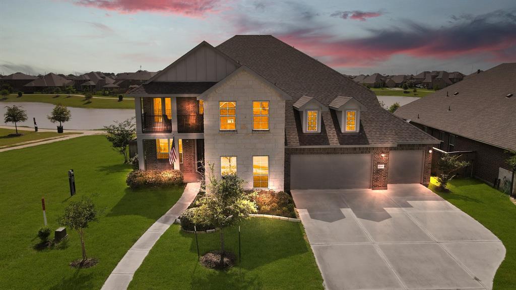 11203 Copper Shores Lane, Richmond, TX 77406
