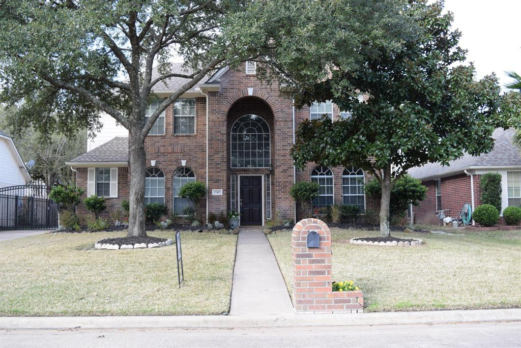 17415 Ginger Fields Drive Lane, Tomball, TX 77377