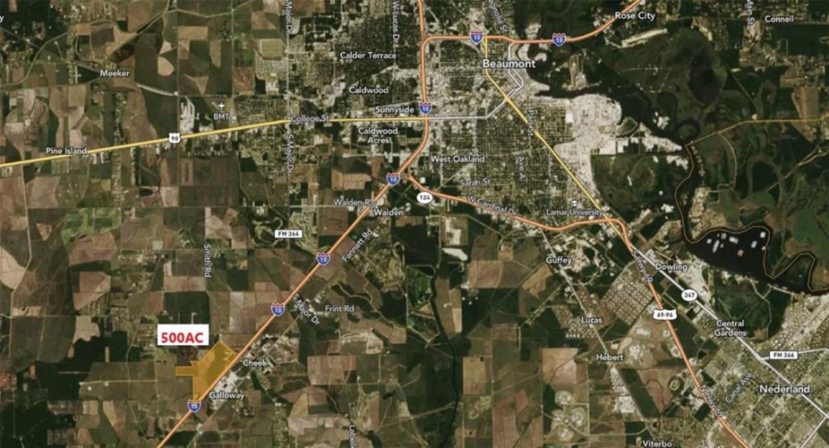 NWC I-10 / Smith Rd, Beaumont, TX 77705