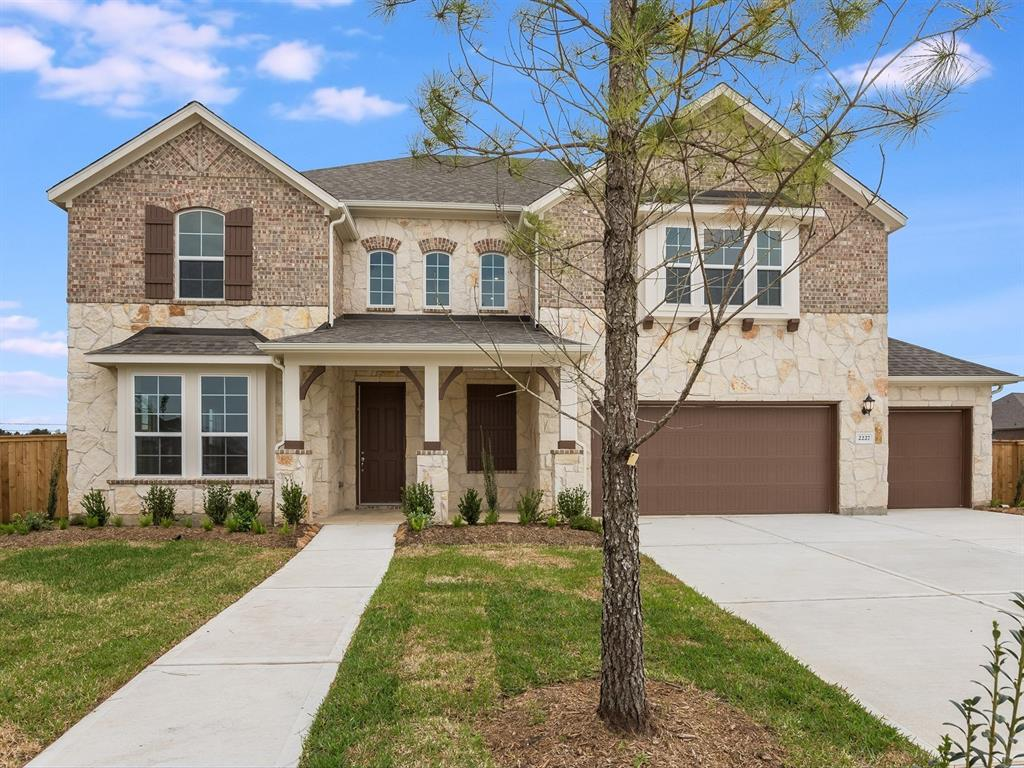 2227 Briarstone Bluff Crossing, Pearland, TX 77089