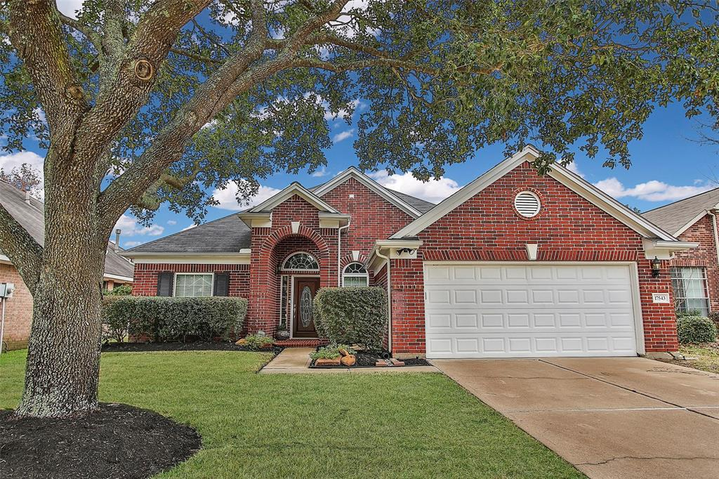 17543 Forest Vine Court, Tomball, TX 77377