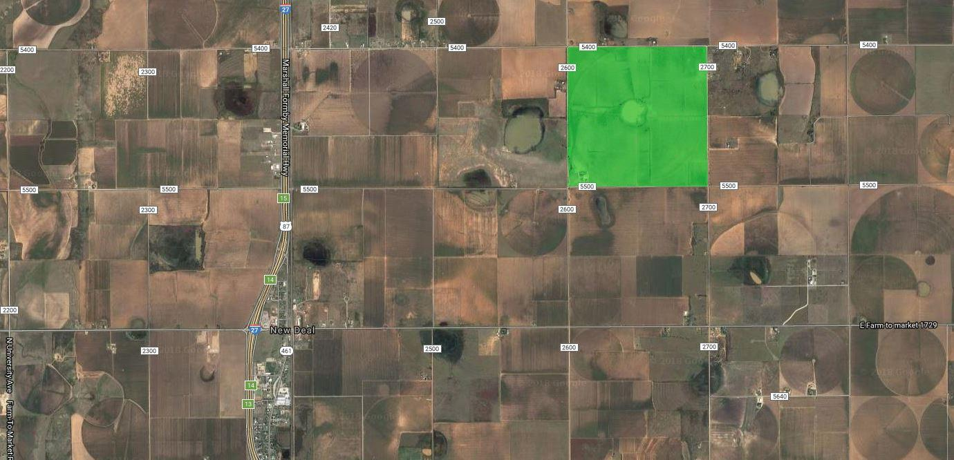 0  County Road 5400  , New Deal, TX 79350