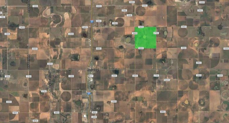 0  County Road 5400, New Deal, TX 79350