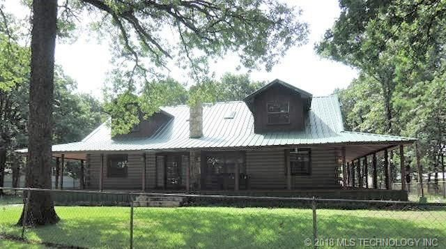 191 Briar Drive, Cartwright, OK 74731