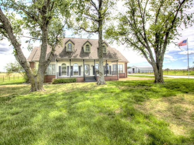3515 W 460 Road, Pryor, OK 74361