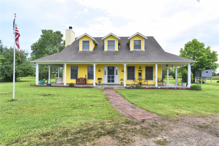 23250 Grimes Road, Haskell, OK 74436