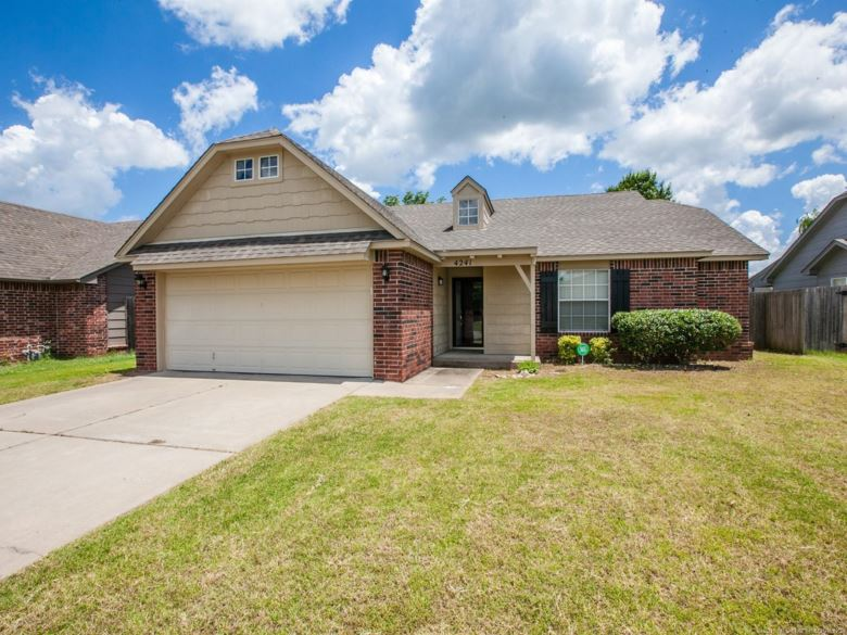 4241 S 205th East Avenue, Broken Arrow, OK 74014