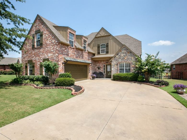 14925 Courtney Lane, Glenpool, OK 74033