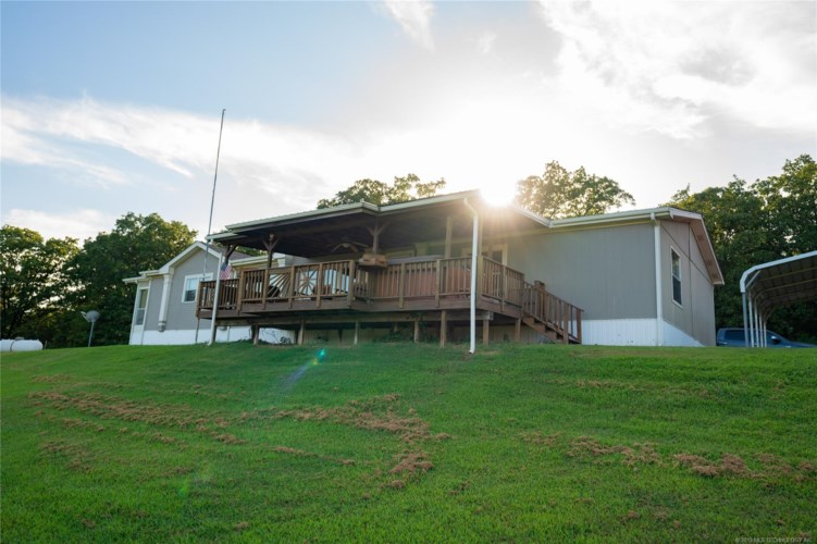 103162 N 3690 Road, Boley, OK 74829