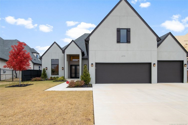 4711 S Quinoa Avenue, Broken Arrow, OK 74011