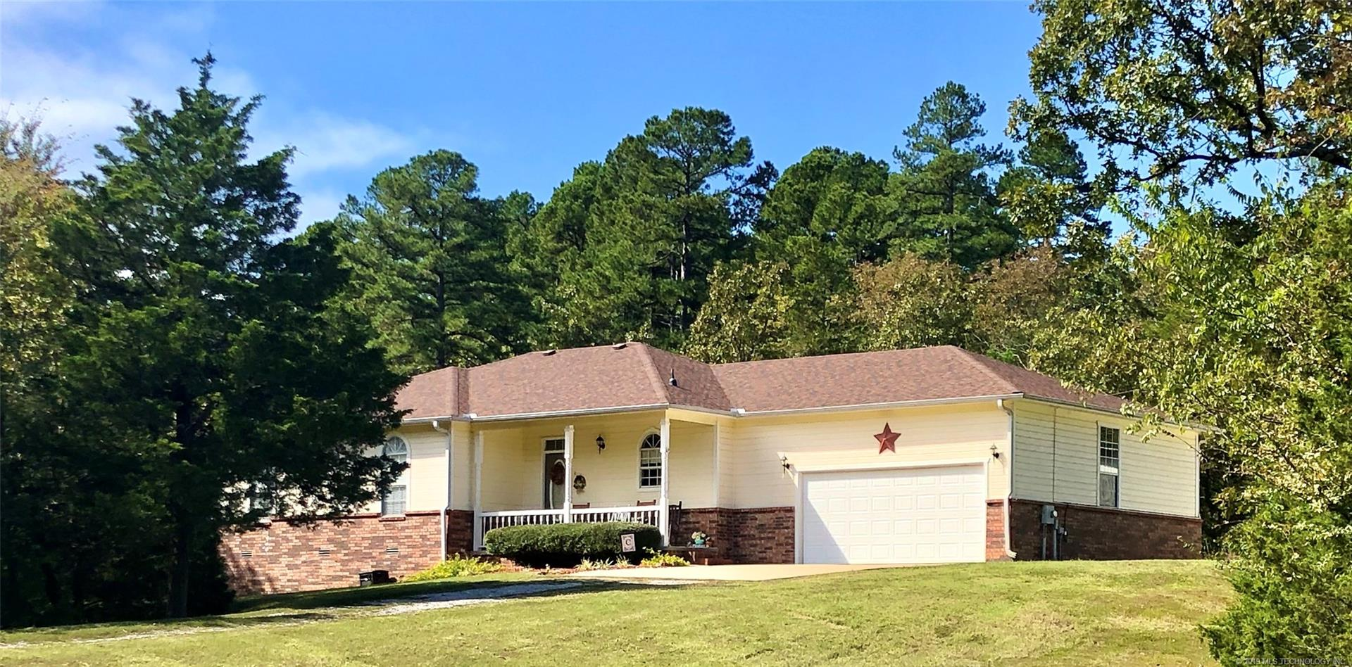 23068 Canyon Road , Poteau, OK 74953