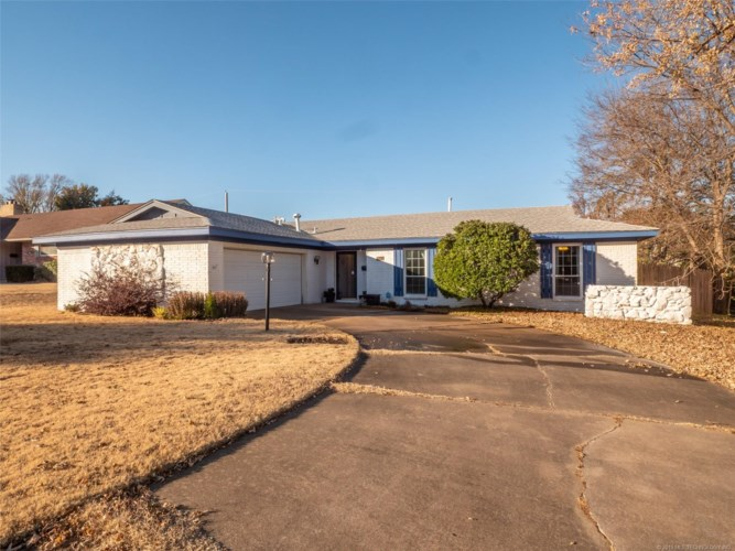 7663 E 58th Place, Tulsa, OK 74135