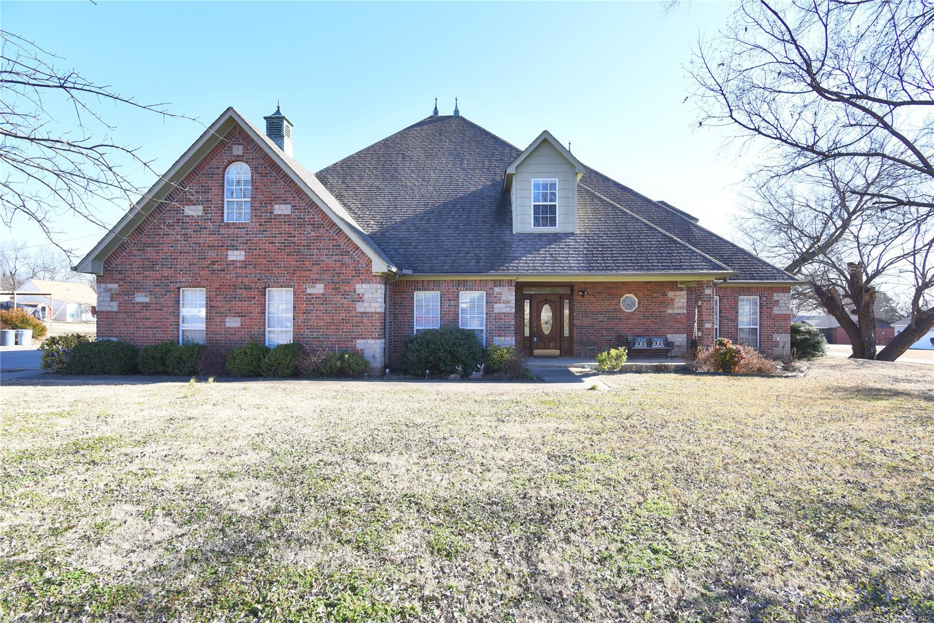 1201 Maxwell Avenue , Mounds, OK 74047