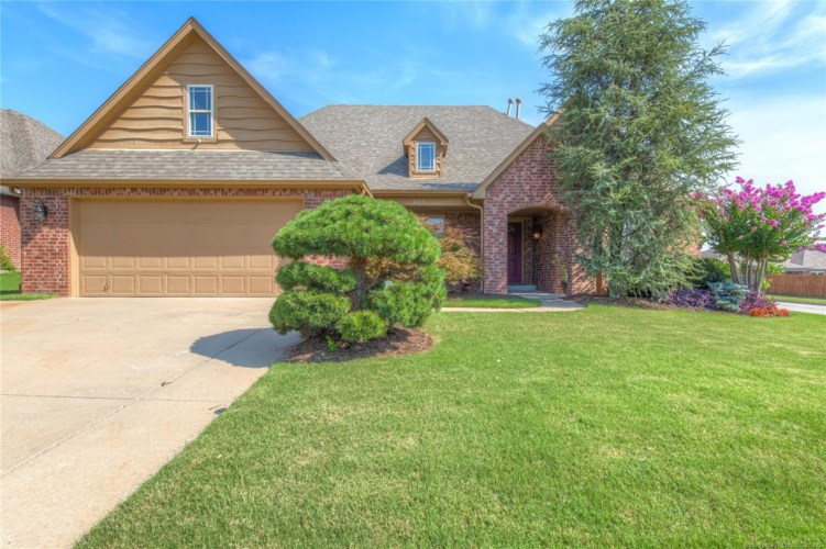 885 W 150th Street S, Glenpool, OK 74033