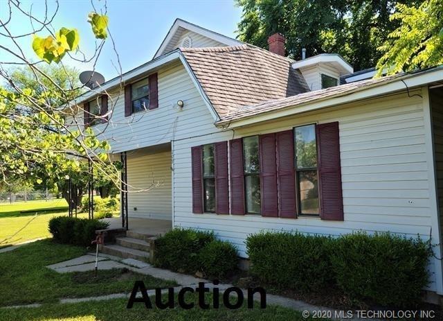 209 N C. Avenue, Oilton, OK 74052