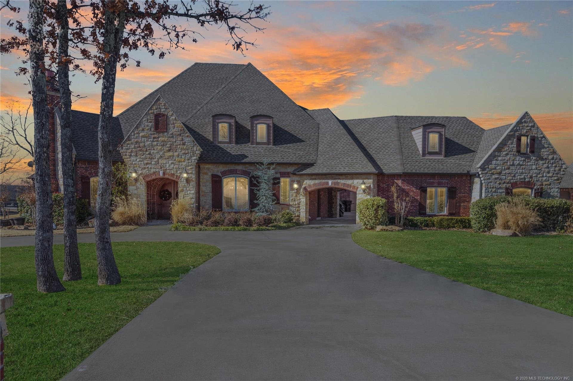 12266 Sunset View Drive , Sperry, OK 74073
