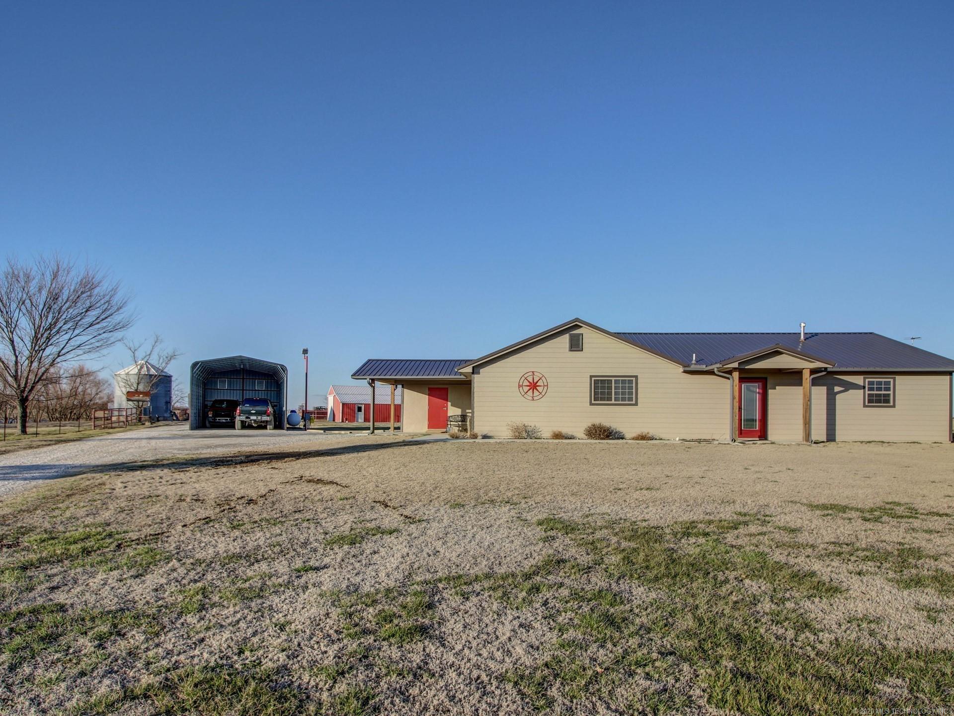 62 Rural Route 2 Road , Nowata, OK 74048
