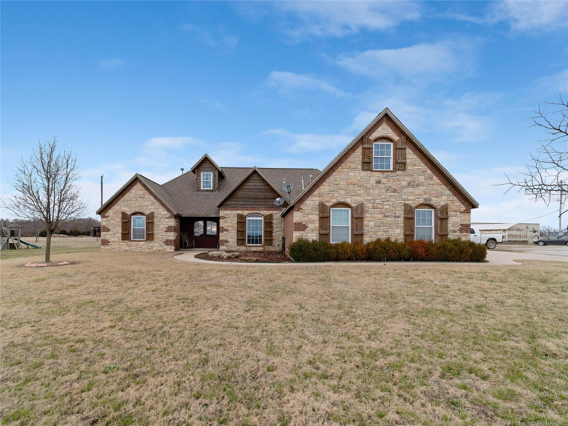26295 E 320 Road , Big Cabin, OK 74332