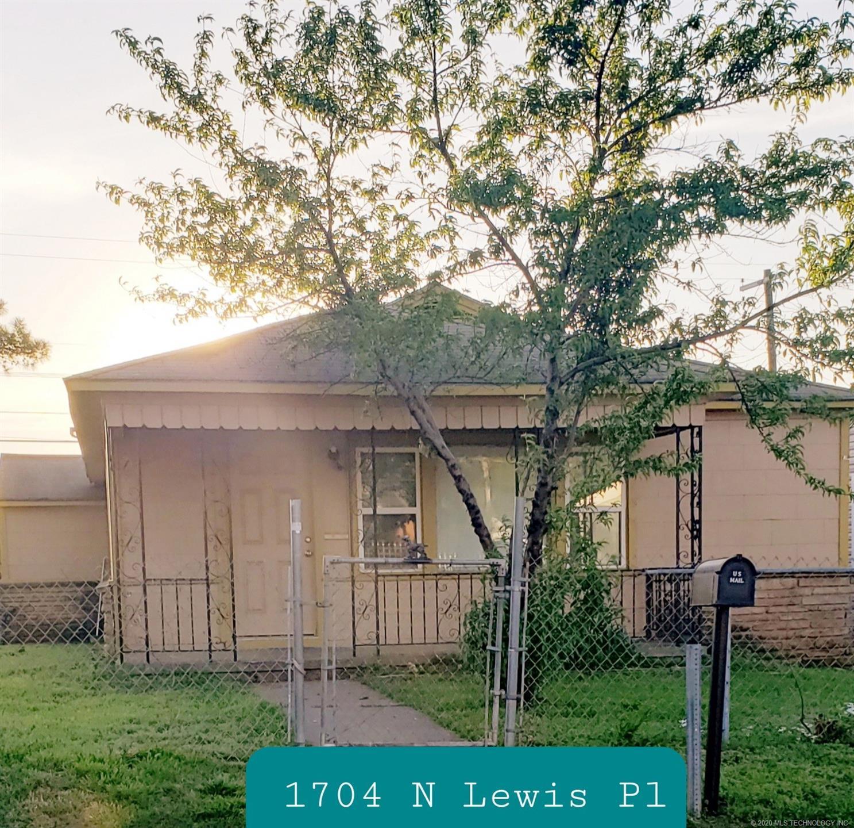 1704 N Lewis Place , Tulsa, OK 74110