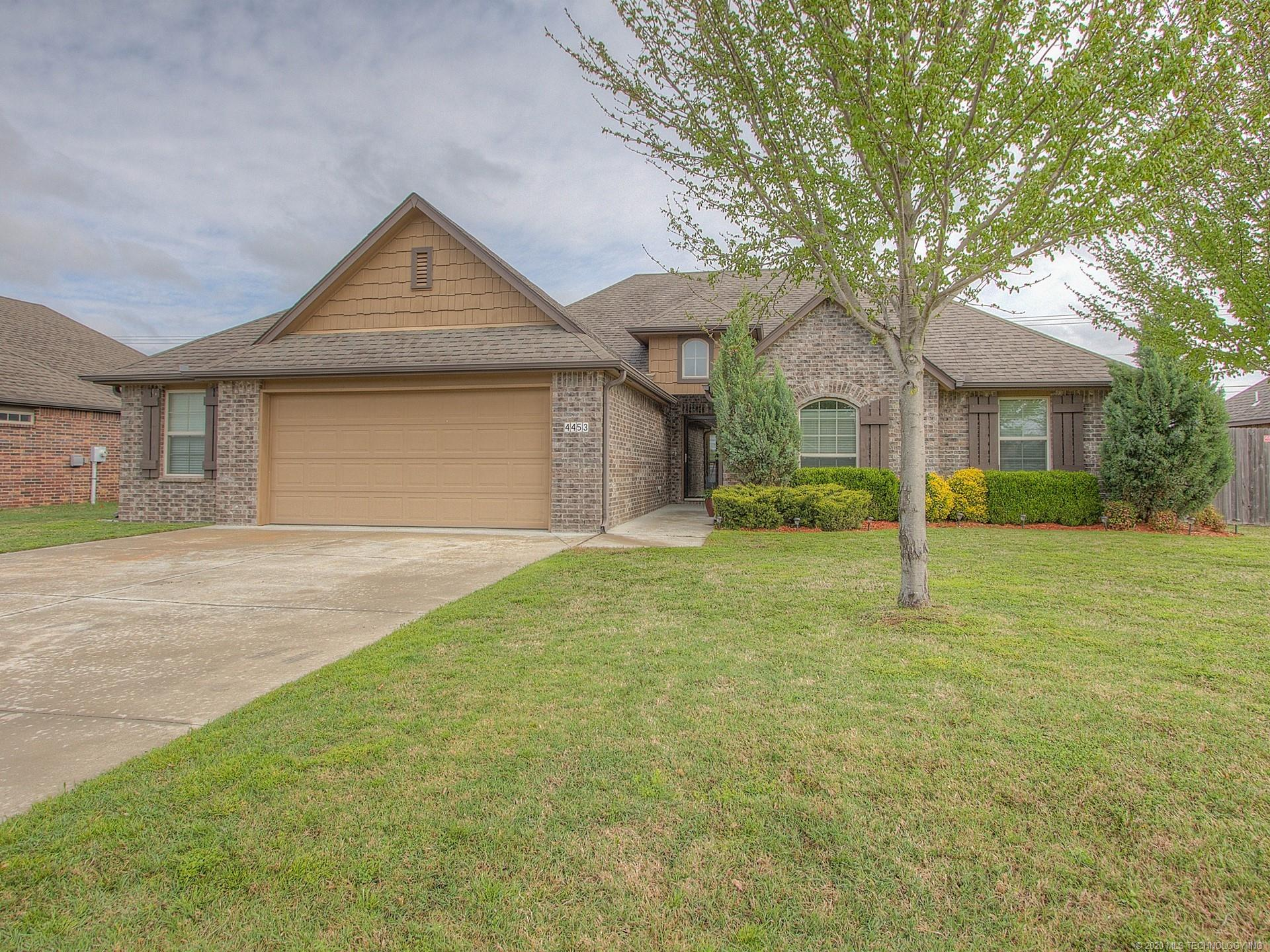 4453 Walnut Street , Kiefer, OK 74041