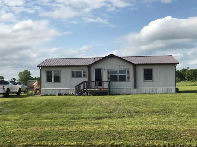 5591 E 380 Road, Big Cabin, OK 74332