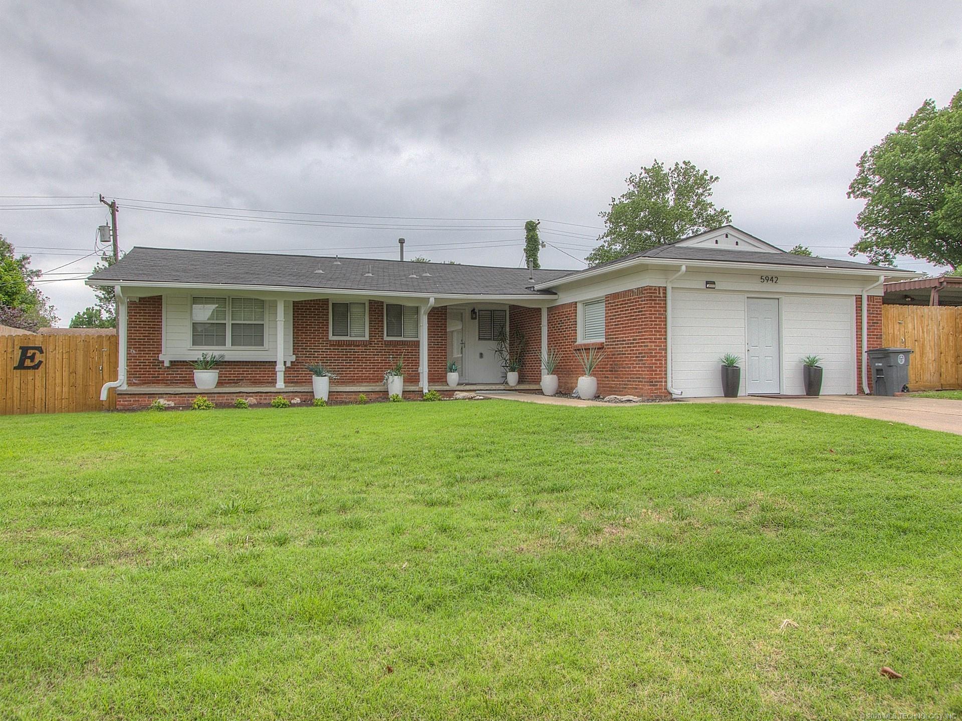 5942 E 24th Street , Tulsa, OK 74114