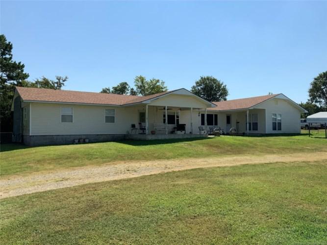 587 Rural Route 1, Stigler, OK 74462