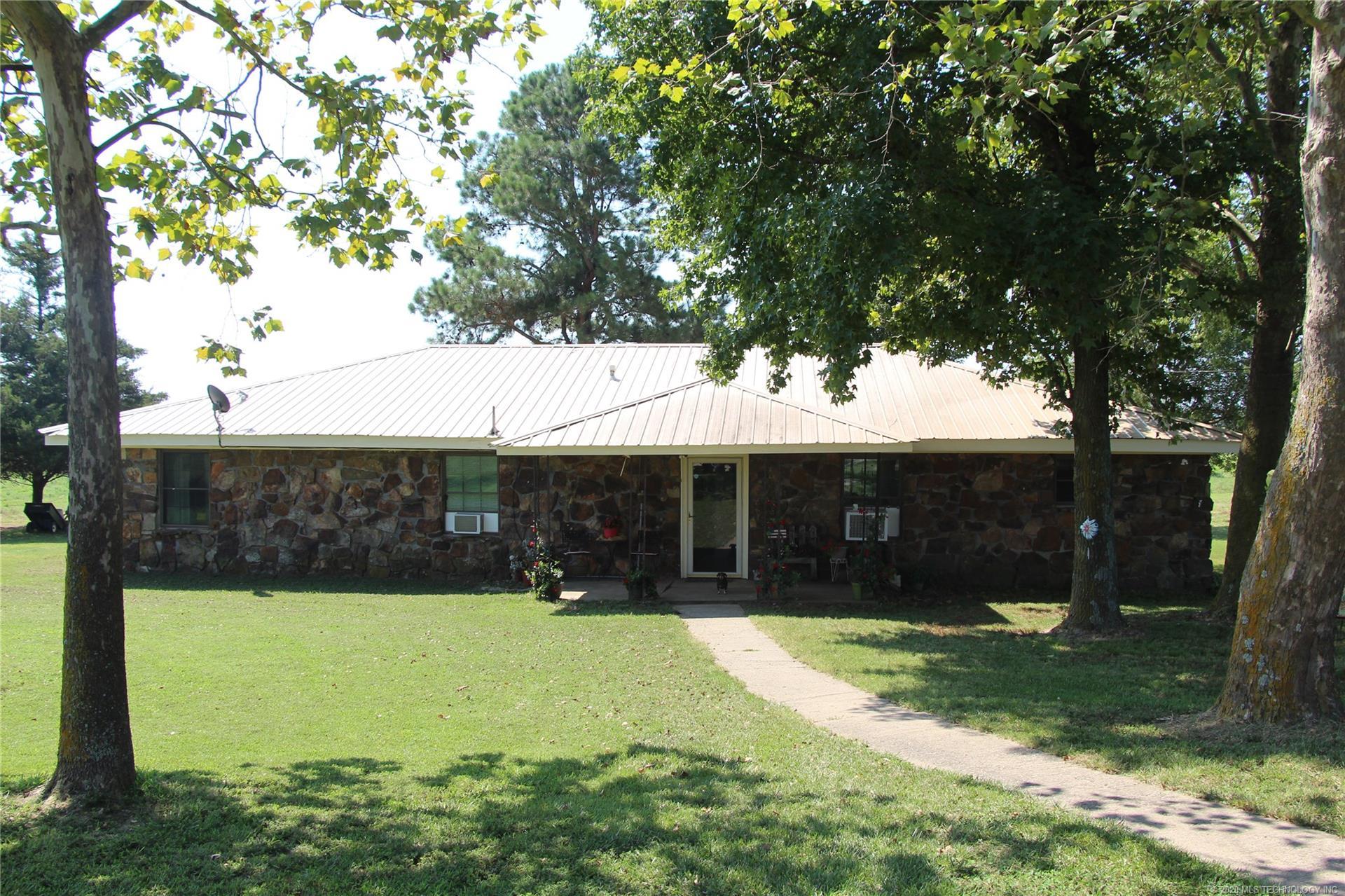 21349 E County Road 1200 , Keota, OK 74941