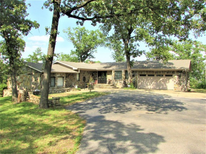 10714 Old Indian Trail Drive, Kingston, OK 73439