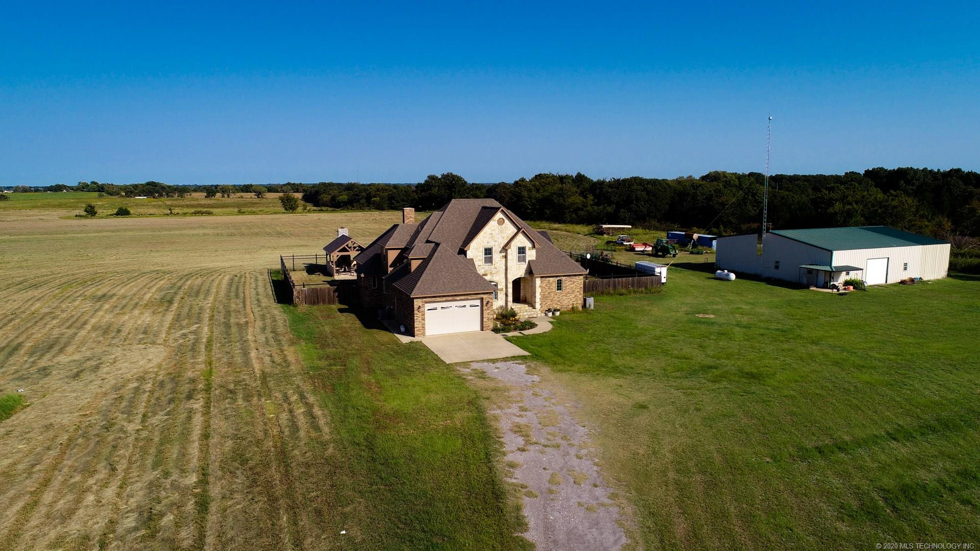 6884 County Road 3425 , Stratford, OK 74872