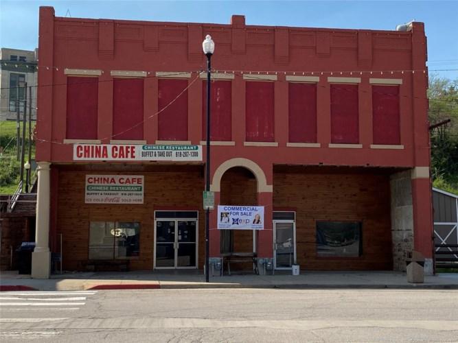 601 Kihekah Street, Pawhuska, OK 74056