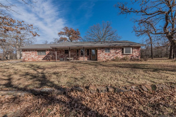 20553 Ranger Road, Fort Gibson, OK 74434