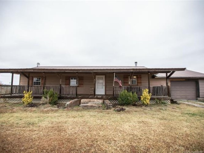 7151 E 324th Road, Talala, OK 74080
