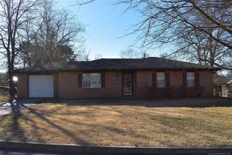 404 E Ross Street, Tahlequah, OK 74352