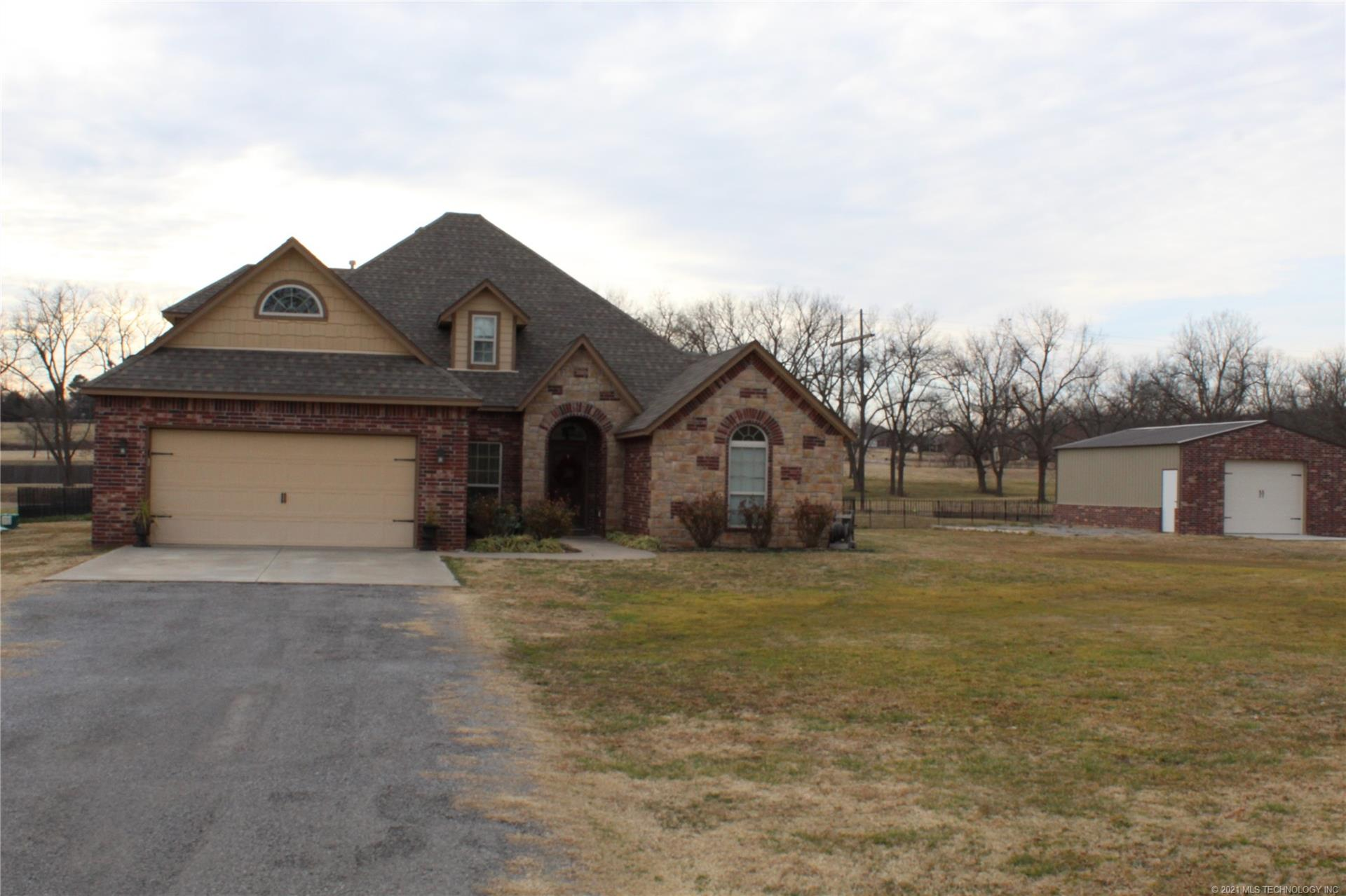 24869 S 382 Road , Fort Gibson, OK 74434