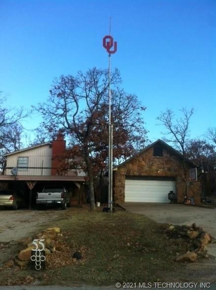 55 Cedar Lane , Prue, OK 74060