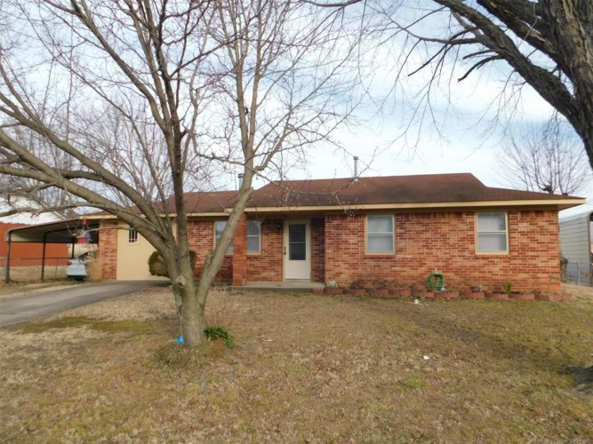 106 S Gladd Road, Fort Gibson, OK 74434