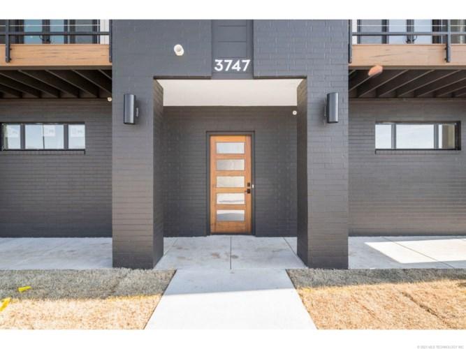 3747 S Riverside Drive E 3747, Tulsa, OK 74105
