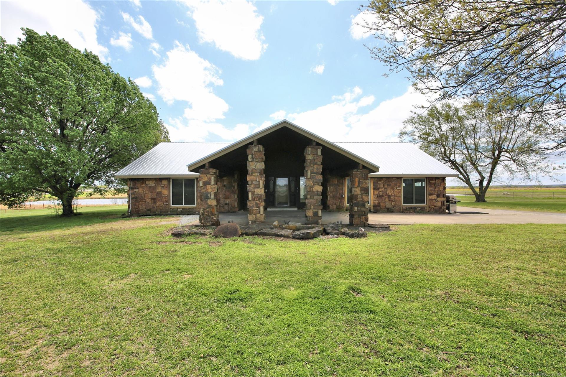 20640 S Hwy 75 , Mounds, OK 74047