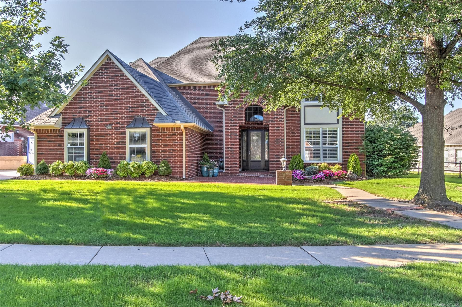 4209 N Battle Creek Drive , Broken Arrow, OK 74012