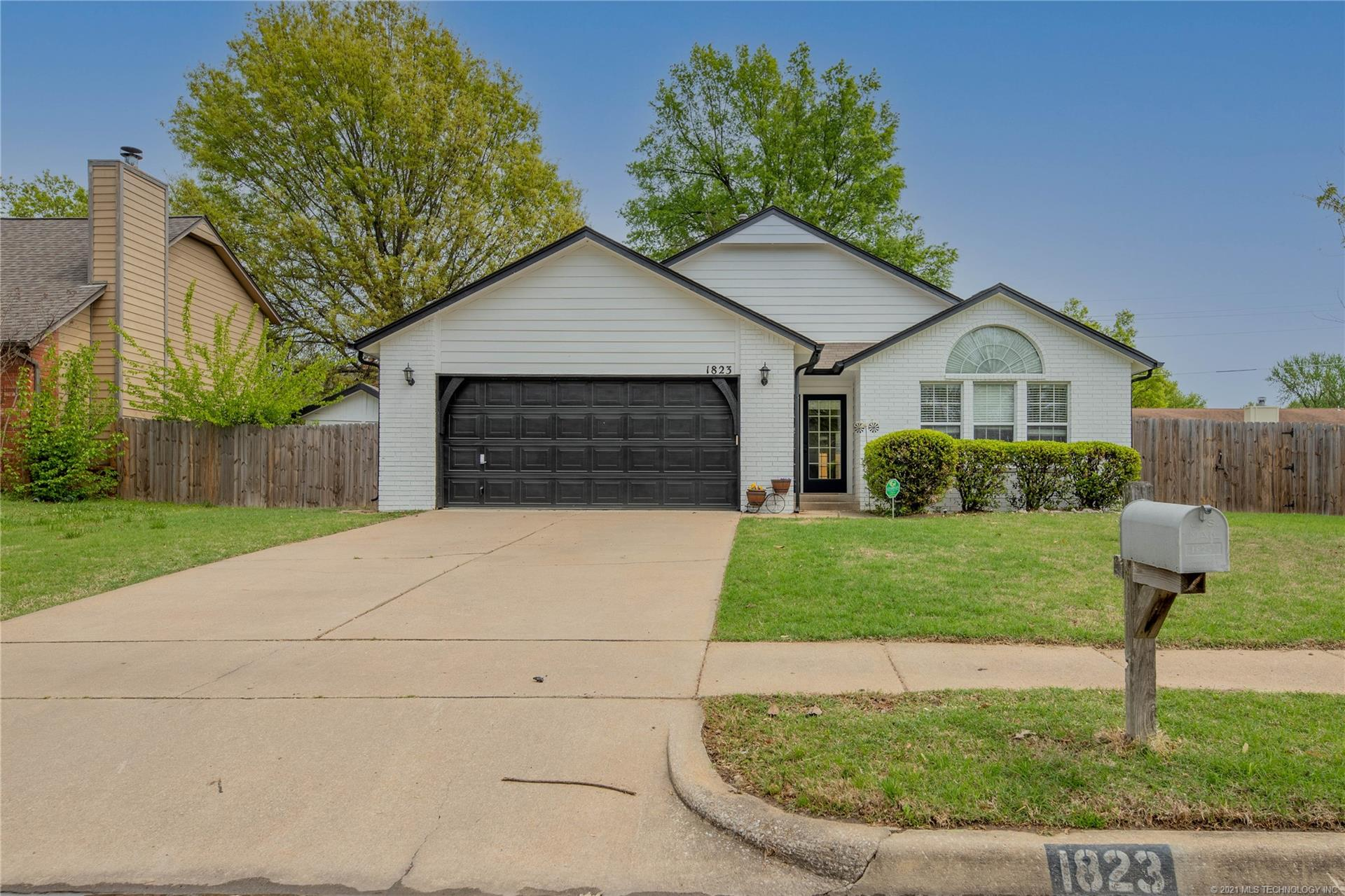 1823 S Fir Place , Broken Arrow, OK 74012