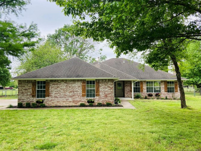 18754 S Old Hwy 88, Claremore, OK 74017