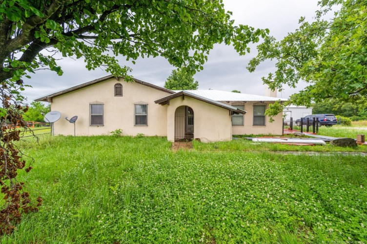 16565 County Road 3720, Centrahoma, OK 74534