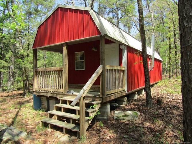 Sherman Trail N, Moyers, OK 74557