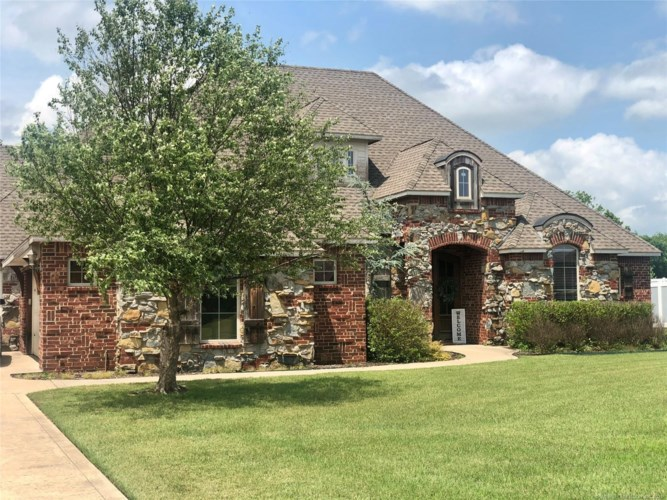 1452 Manor Court, Fort Gibson, OK 74434