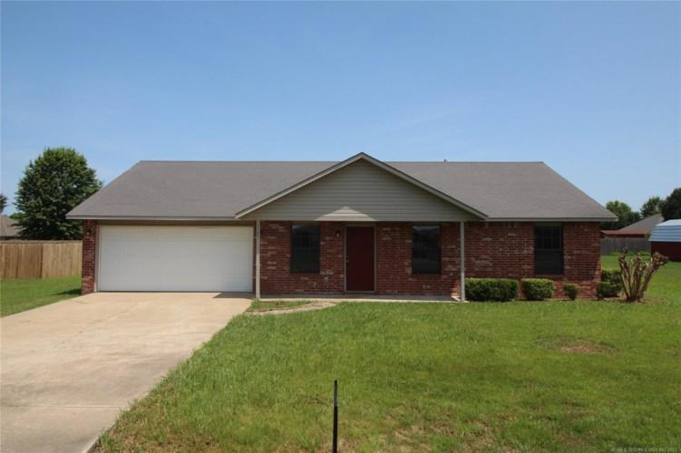 1107 Choctaw, Spiro, OK 74959