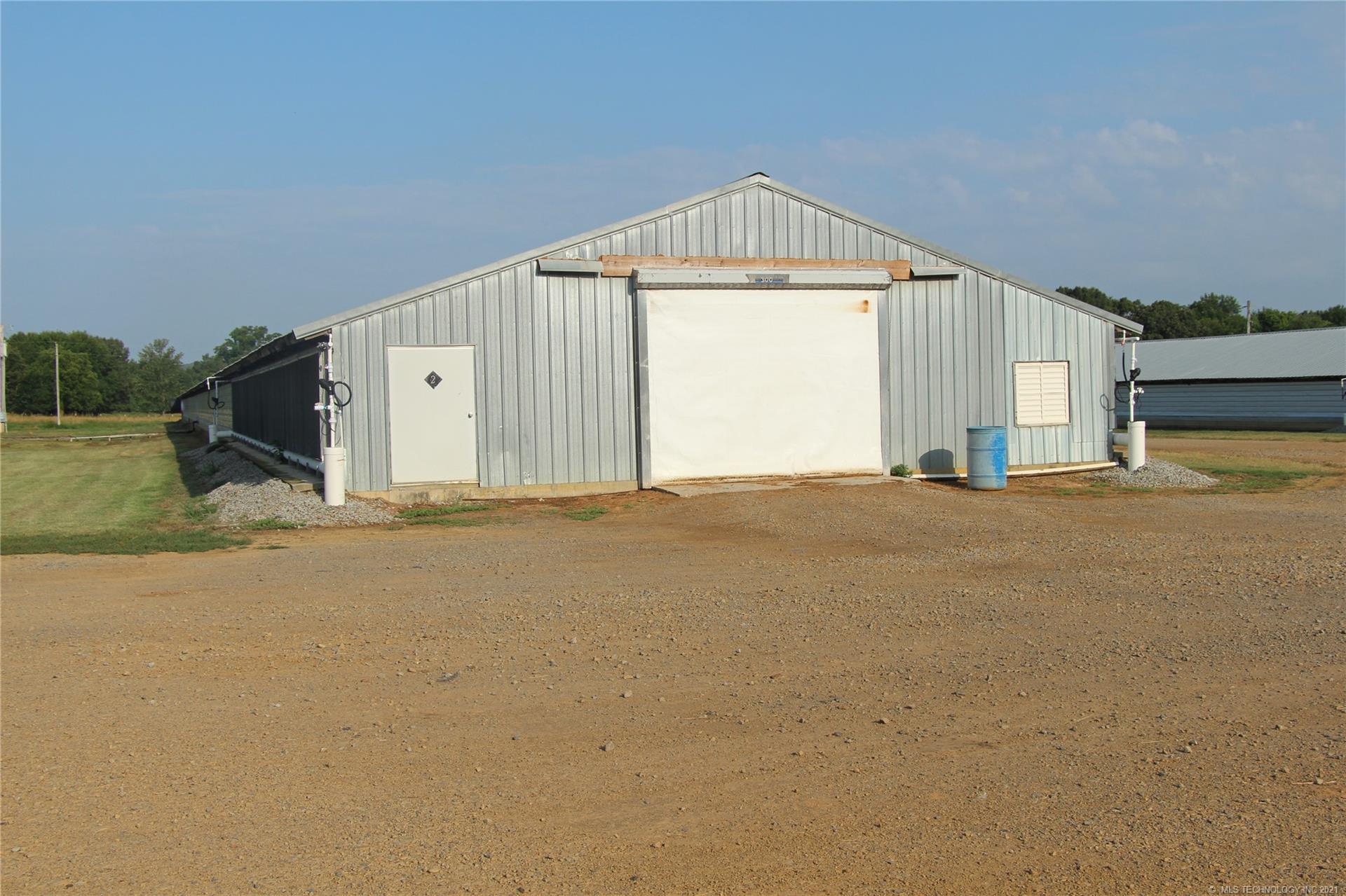 30663 Prairie Bell Road , Bokoshe, OK 74941