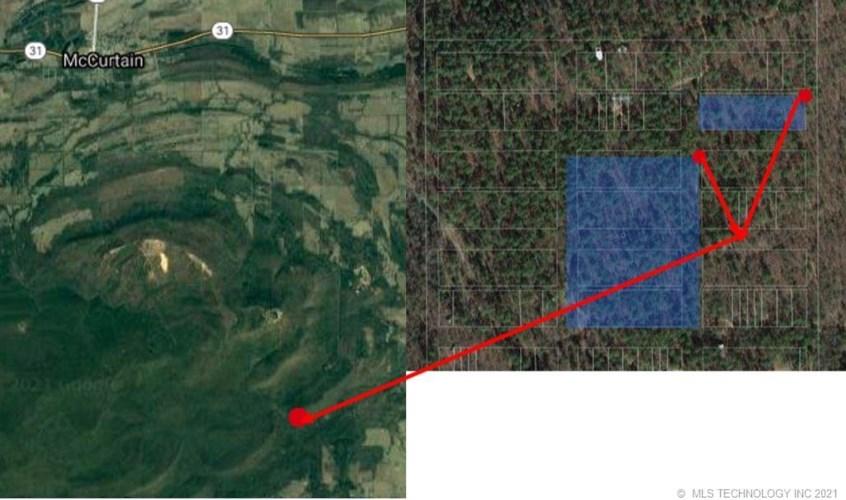 Rural Route Road, Bokoshe, OK 74930