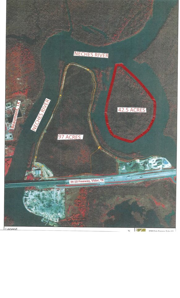 25880 I H 10 and Neches River, Vidor, TX 77662